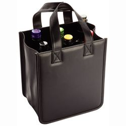 Six Bottle Wine Carrier