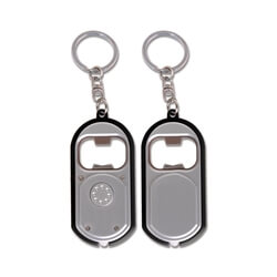 Bottle Opener Keytag / Light