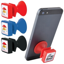 Lil Sucker Silicone Phone Stand