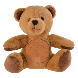 Honey Plush Teddy Bear