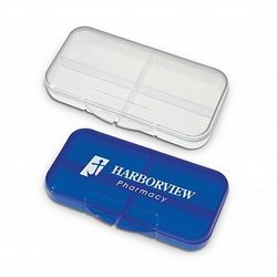 Rectangular Pill Case