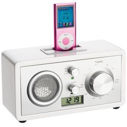 Speaker with Music Dock