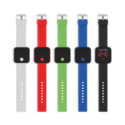 Square Digital Watch