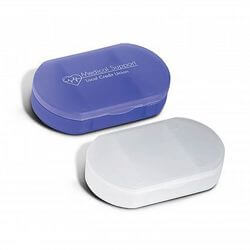Oval Pill Case