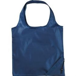 The Bungalow Foldaway Shopper Tote - Navy