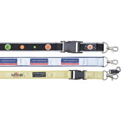 Poly Satin Lanyard