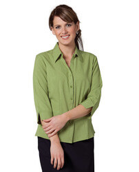 Women's CoolDry 3/4 Sleeve Shirt