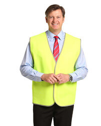 Hi-Vis Safety Vest Adult
