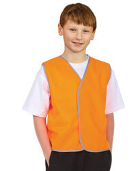 Hi-Vis Safety Vest Kid's