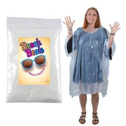 Poncho In Ziplock Bag
