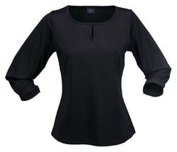 The Silvertech Ladies Top - Quarter Sleeves