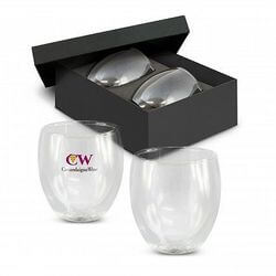 Tuscany Double Wall Glass Set