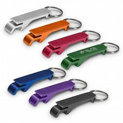 Aluminium Can Opener Key Ring