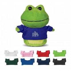 Mini Plush Buddies Frog
