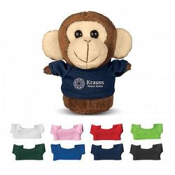 Mini Plush Buddies Monkey