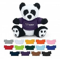 Promotional Big Paw Panda Plush Toy