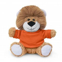 Custom Lovable Lion Plush Toy
