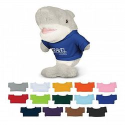 Promotional Salty Shark Plush Toy