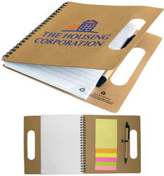 The Eco Recycled Notebook