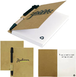 The Laguna Recycled Notebook