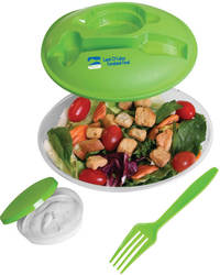 The Palmetto Salad Container