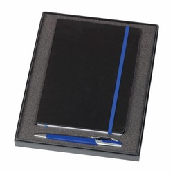 Chesterfield Notebook and Pen Set