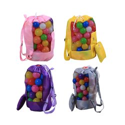 Foldable Drawstring Backpack