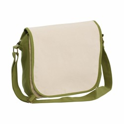 100% Organic Cotton Satchel