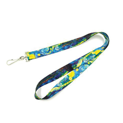 FULL COLOUR LANYARDS - 10mm wide
