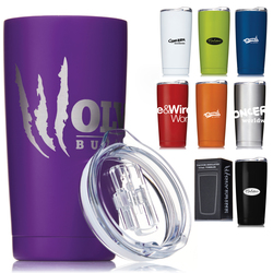 Wolverine Insulated Stainless Steel Tumbler - 600ml