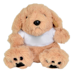 Promotional Plush Puppy