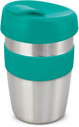 Reusable Coffee Cup  + Silicone Band