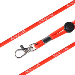 Narrow Poly Rope Lanyard - 5mm